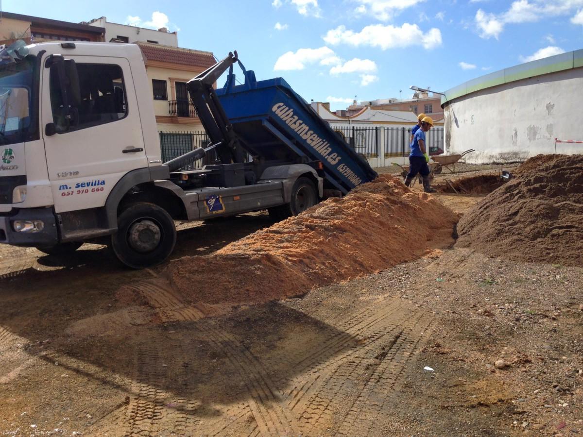 Materiales de construcci n cubas m sevilla - Materiales de construccion sevilla ...